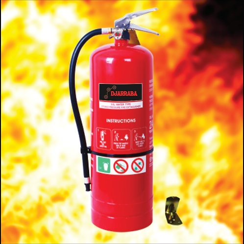 9L Water H20 Fire Extinguisher