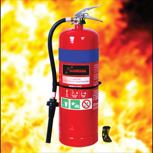 9L Foam AFFF Fire Extinguisher