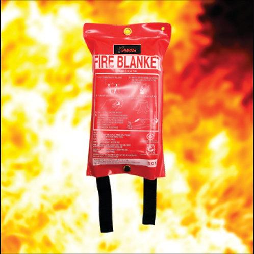 1m x 1m Fire Blanket