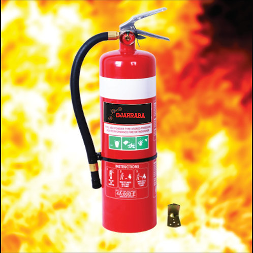 4.5KG ABE High Performance Dry Chemical Powder Fire Extinguisher
