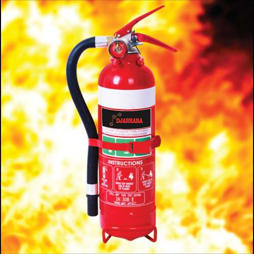 1.5KG ABE Dry Chemical Powder Fire Extinguisher