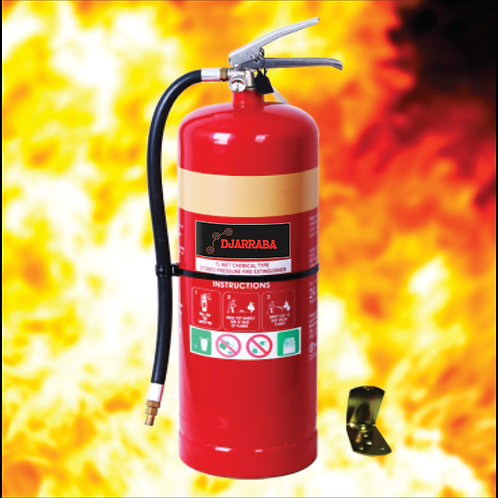 7L Wet Chemical Fire Extinguisher