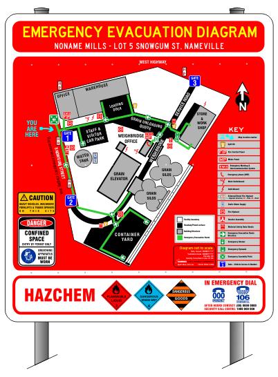 Sample Facility Evac SignLarge.png
