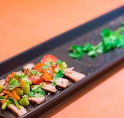 Thai Pork Salad - Yum Moo Yang.