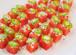 Watermelon Bites