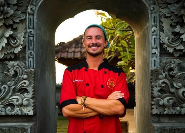 Chef Steven Ferneding