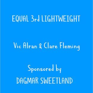 Equal 3rd Lightweight