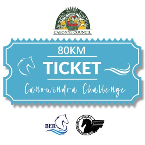 80km Ticket JUNIOR