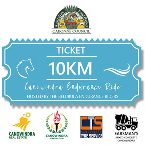 10km Ticket