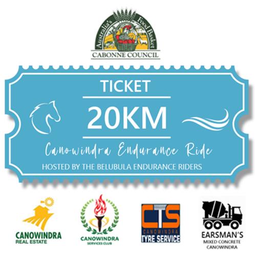 20km Ticket