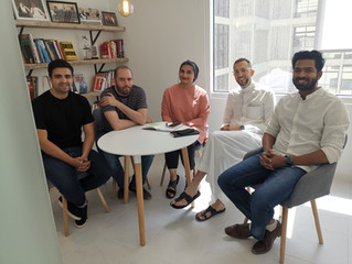The Stories Studio bags $70K in its 1st follow-on funding since graduating Flat6Labs Bahrain.