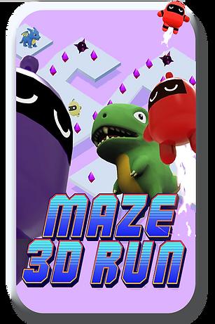 MazeRun3D