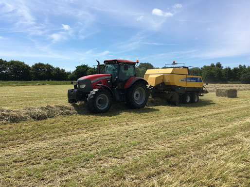 West Lancs Haylage in Stock