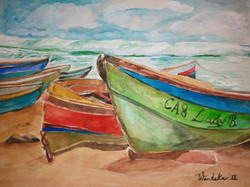 Treasure Beach Boats