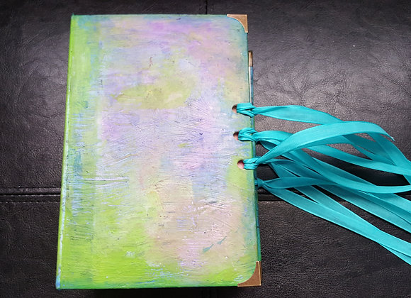 Small Artsy Grungy Junk Journal