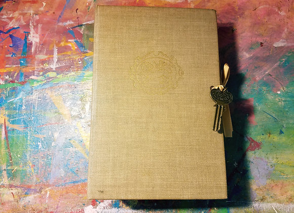 Large Chunky Vintage Handsewn Journal