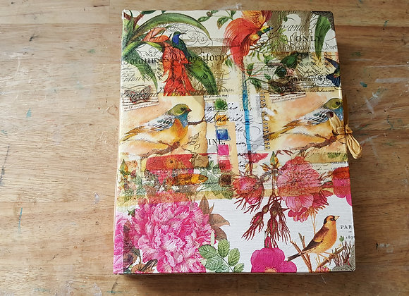 X-Large Wide-Width Handsewn Junky Journal