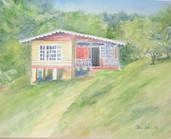 OId Country House, Westmoreland