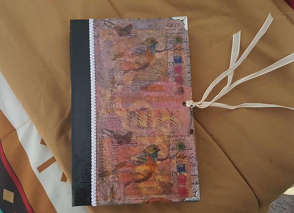 Medium Handsewn Junk Journal