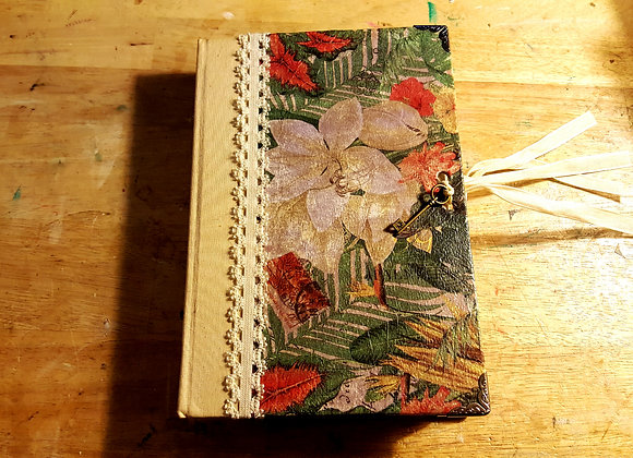 Nature-Themed Junk Journal