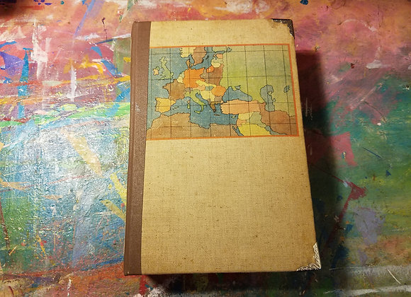 Large Chunky Handsewn Travel Journal