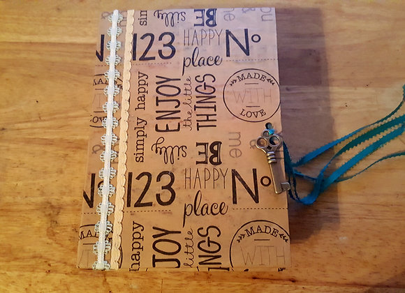 Large Handsewn Junky Journal
