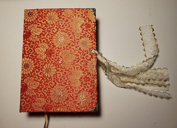 Bohemian-Glam Handmade Journal