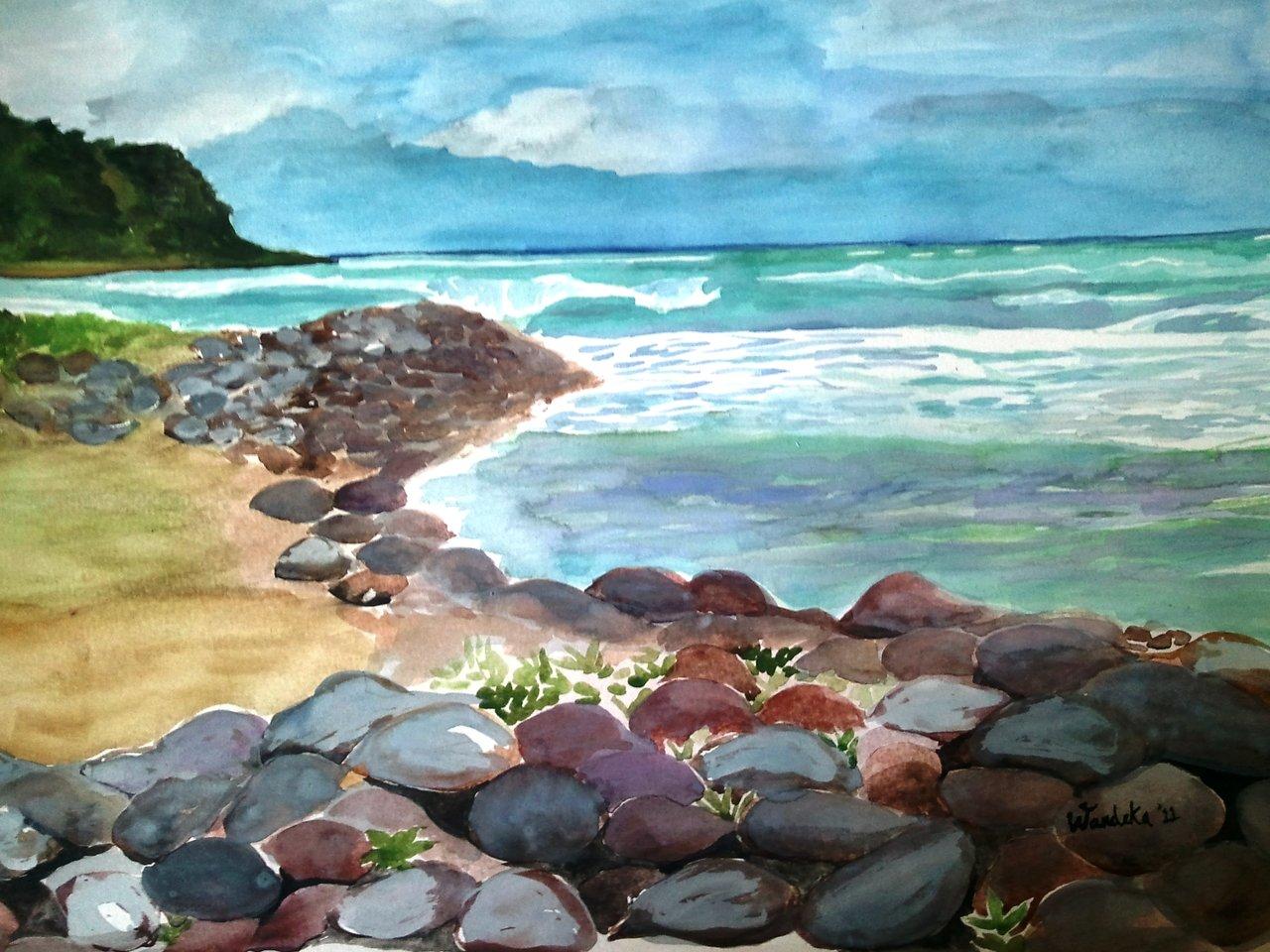 Port Maria Shore