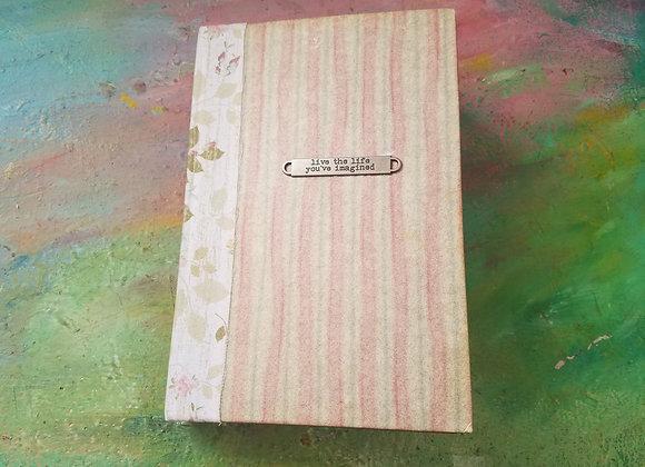 Bohemian Vintage Handsewn Journal