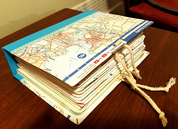 Large Travel Journal
