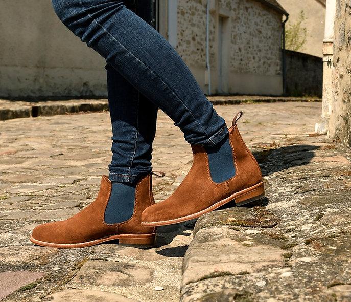Chelsea boots personnalisables