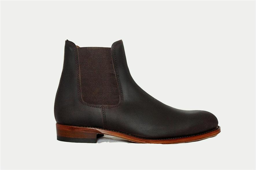 La Chelsea Boots pour Homme en cuir gras