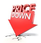 【価格改定ご案内】価格大幅値下げ!