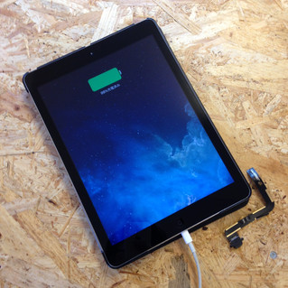 【部品交換】iPad mini 2 充電不良によりDockコネクターを交換しました♪
