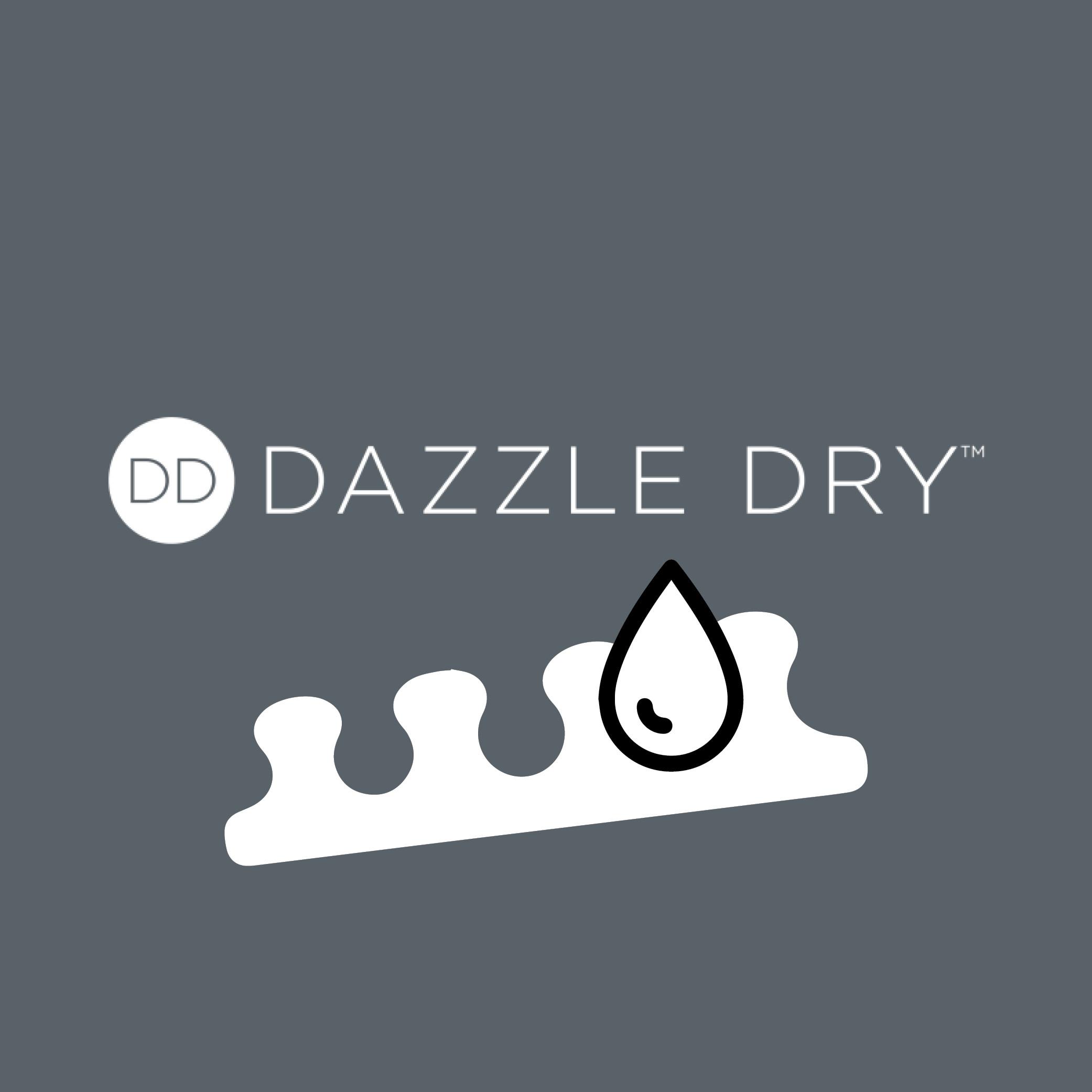 DAZZLE DRY SPA PEDICURE