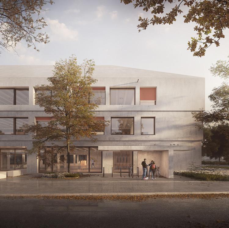 DAWID ROSZKOWSKI - SCHOOL IN WARSAW