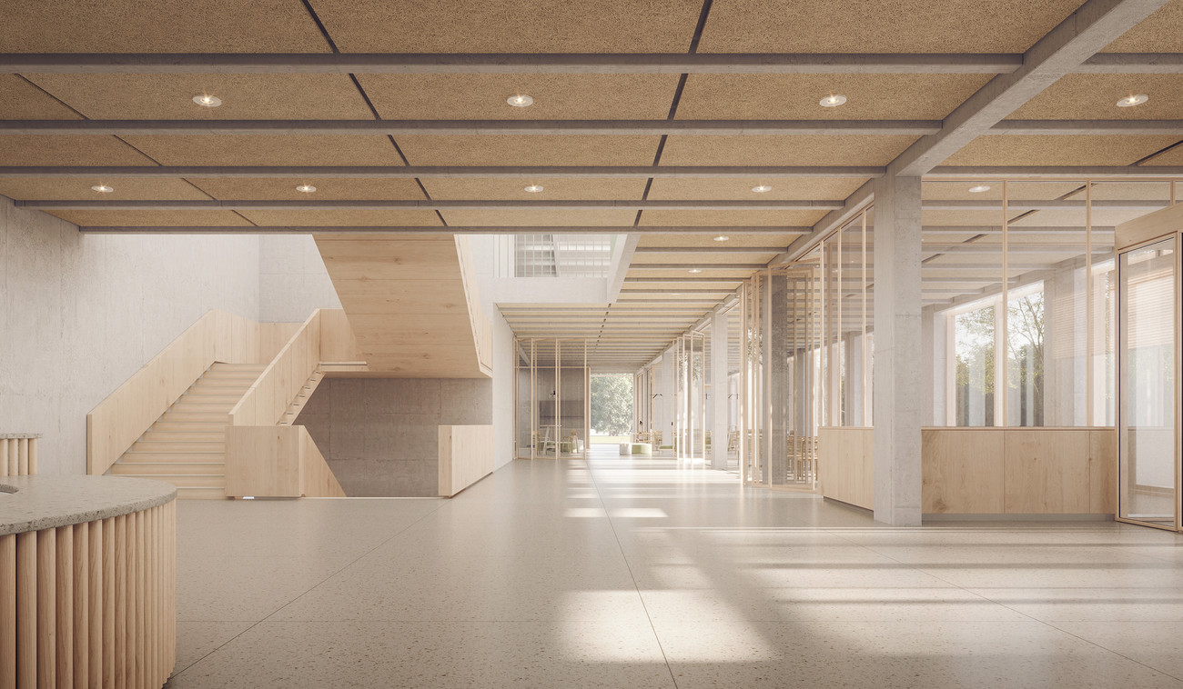 1ST PLACE IN A COMPETITION - BUJNOWSKI ARCHITEKCI - FURMAŃSKA