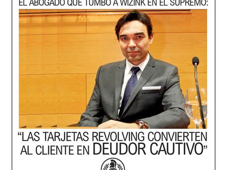 Celestino García, el azote de las Revolving