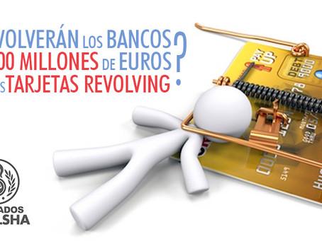 La banca afronta devoluciones por hasta 1.600 millones de euros por las Tarjetas Revolving