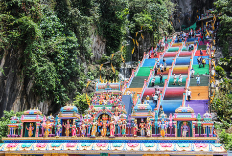 Days 102-105 > George Town & Batu Caves, Malaysia
