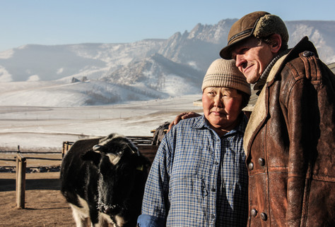 Days 25-33 > Mongolia