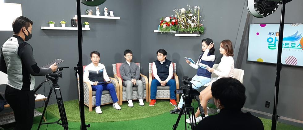 골프방송프로그램 제작