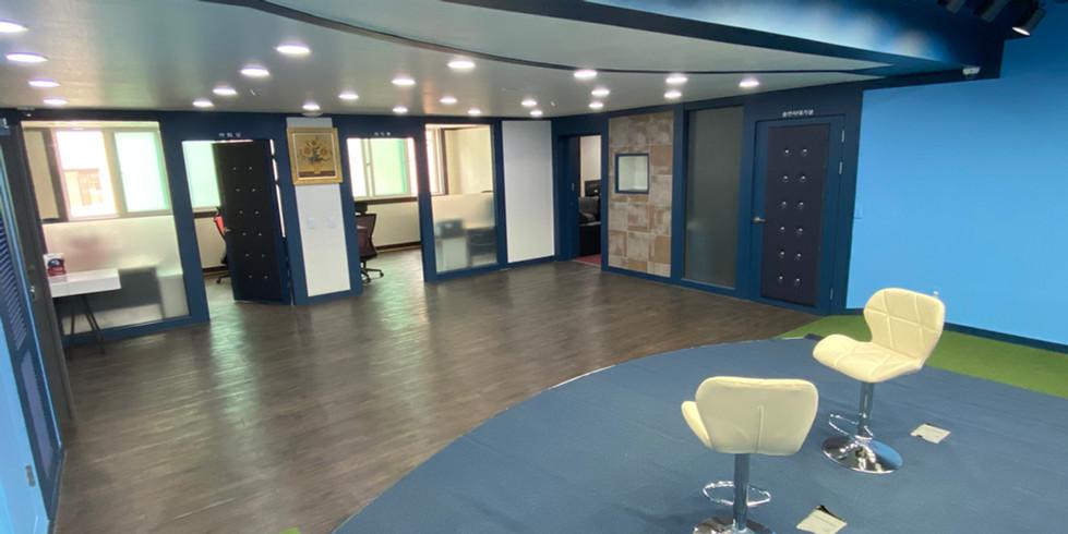 2층 방송예능 뉴스룸.