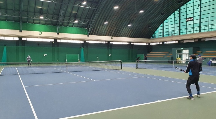주변 양재시민의 숲 테니스장