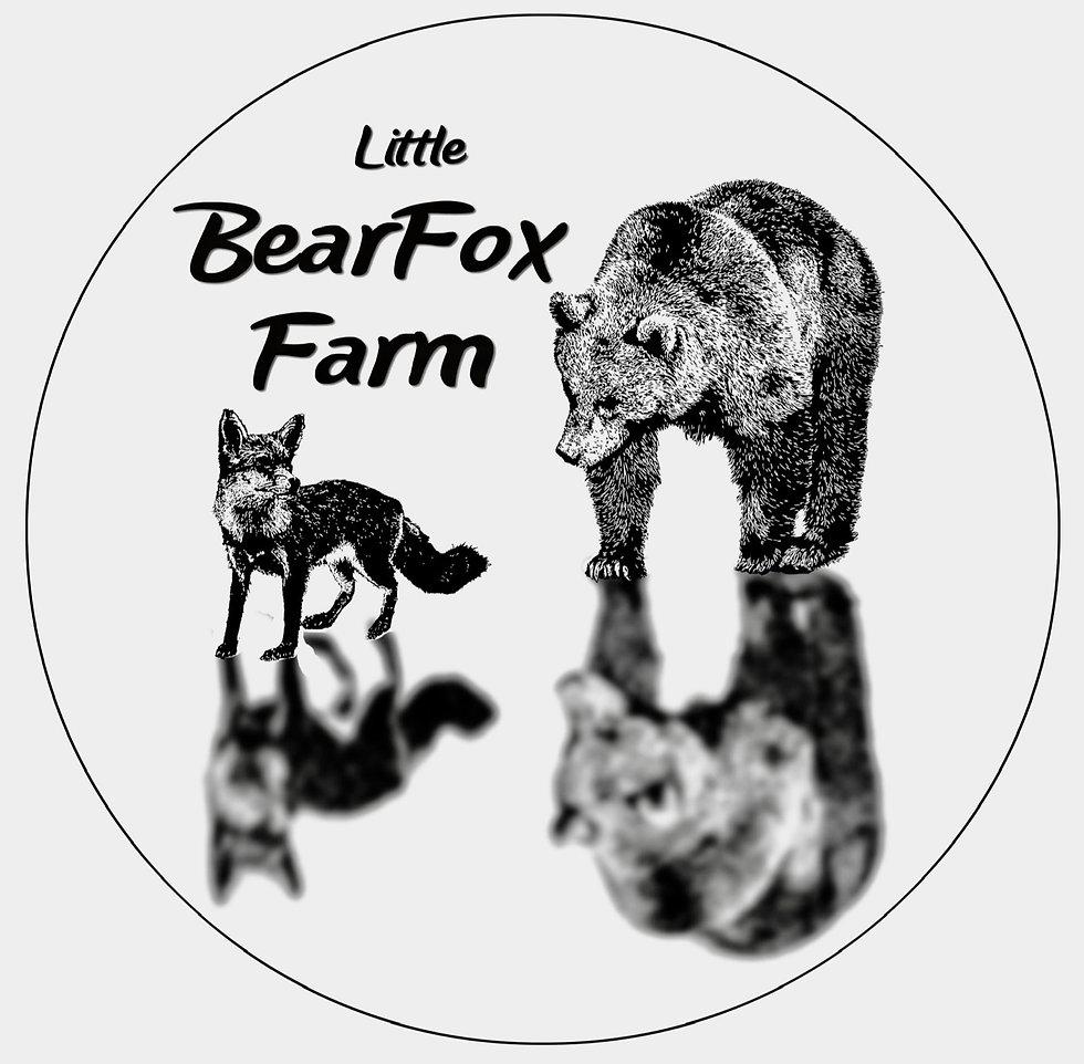 logo Little Bearfox Farm
