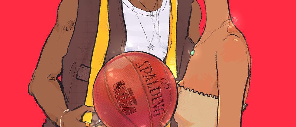 LOVE N BASKETBALL
