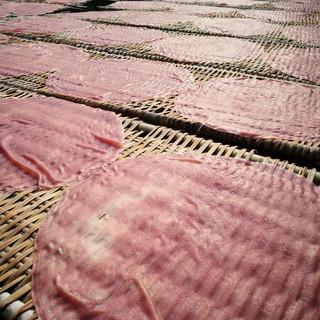 Fabrique des feuilles de riz, Cần Thơ