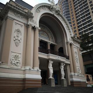 Opéra, Ho Chi Minh
