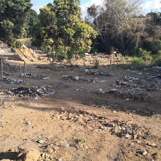 Cimetière, Nusa Lembongan