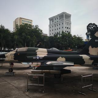Musée des vestiges de guerre, Ho Chi Minh